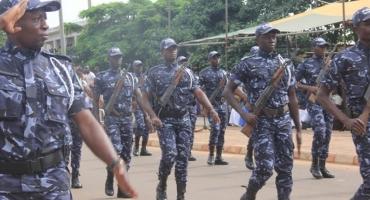 Bénin/Sécurité Démantèlement d'un réseau international de véhicules volés : 15 individus appréhendés