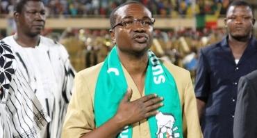 Supervision du congrès de la Fédération béninoise de football: Sita Sangaré désigné par la Caf