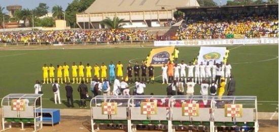 Deuxième journée des éliminatoires CAN Cameroun 2019: Les Ecureuils tiennent en respect les Éperviers