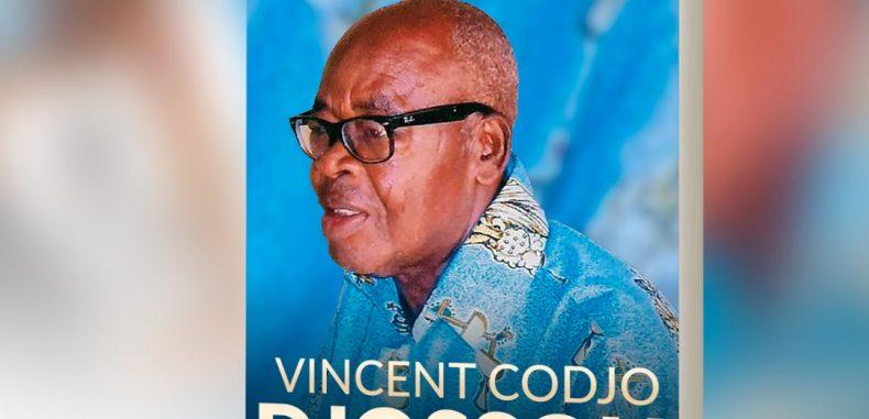 Lancement de livre: »Vincent Codjo Djossou, une vie consacrée à Dieu » dans les librairies