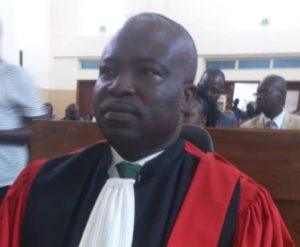 Cour d'Appel de Cotonou: Nouveau Procureur Général, Pierre Dassoundo Ahiffon prend fonction