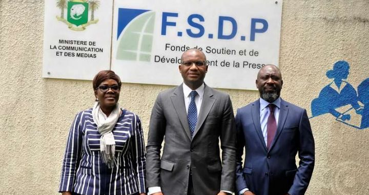 Côte d'Ivoire / Déclaration  Financement des médias: Le Ministre Sidi Tiémoko TOURE s'étonne des allégations du GEPCI