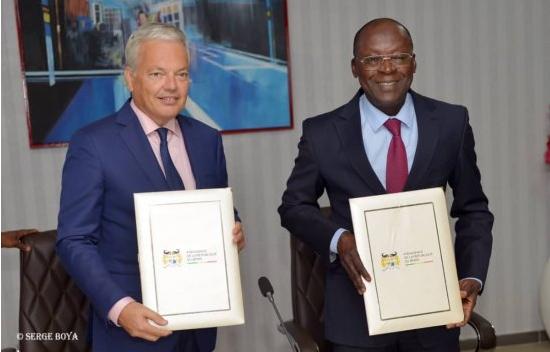 Diplomatie: Renforcement de la coopération bénino-belge