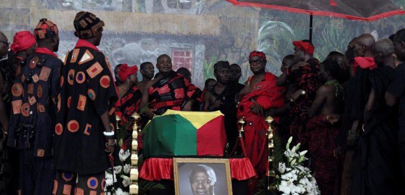 Ghana: les derniers hommages à Kofi Annan