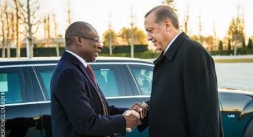 Coopération bénino-turque: Le président Tayyip Erdogan attendu à Cotonou