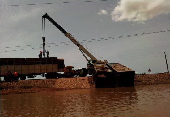 Réhabilitation du pont de Malanville : Le gouvernement joint l'acte à la parole