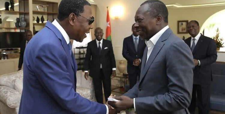Bénin/RUPTURE : DIFFICILE SUCCESSION de Patrice TALON À Boni YAYI