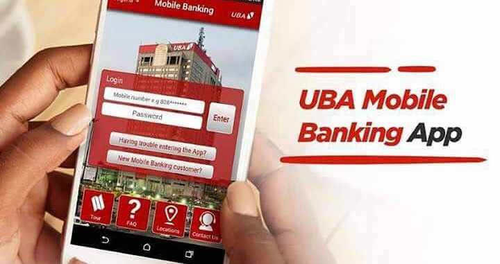 « UBA MOBILE BANKING » : La Banque à portée de main