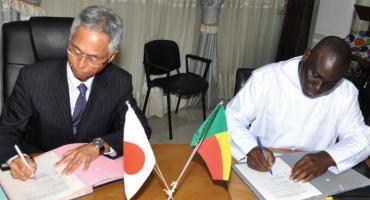 Coopération bénino-japonaise: Deux ambulances pour l'hôpital St Jean de Dieu de Tanguiéta