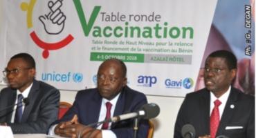 Relance et financement de la vaccination: L'Unicef organise une table ronde sur les stratégies