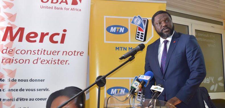 Partenariat Uba/Mtn mobile money : MoMo express Uba, le service qui simplifie les transactions bancaires