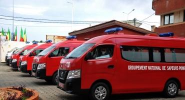 Renforcement des moyens d'intervention: L'Etat dote les sapeurs-pompiers de matériel roulant ²