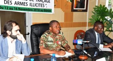 Traçage des armes illicites: Les forces de défense et de sécurité s'outillent