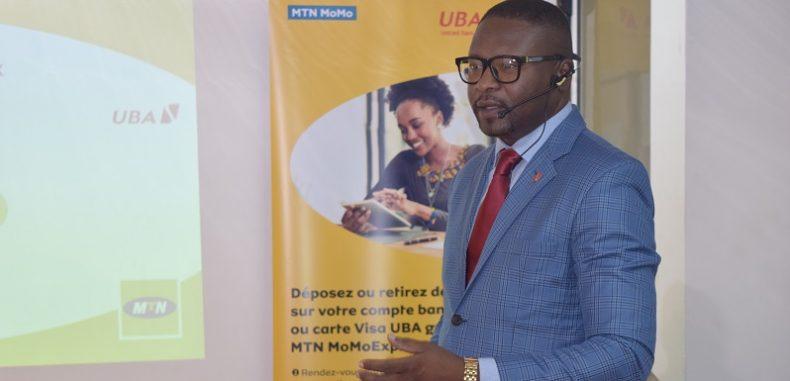 MOMO EXPRESS EST NOTRE REPONSE A L'INCLUSION FINANCIERE AU BENIN
