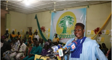 Union progressiste: Germain Wanvoègbè sonne la mobilisation dans l'Ouémé