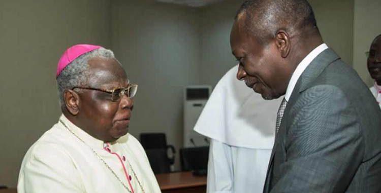 Situation sociopolitique au Bénin : Mgr Ganyè en médiateur de la République