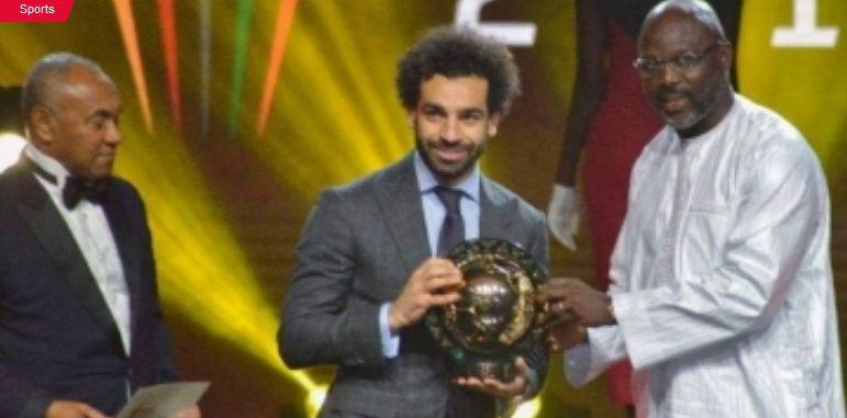 Caf Awards: Mohamed Salah élu meilleur joueur africain pour la deuxième fois