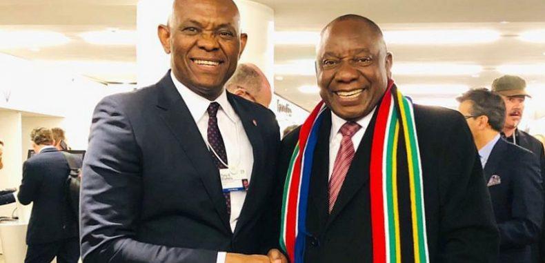 Davos: l'Afrique donne un boost au libre-échange au moment où les barrières mondiales se durcissent
