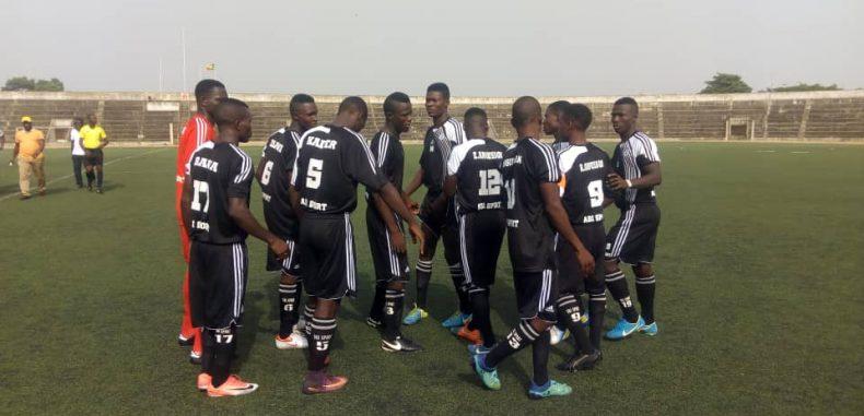 Match d'ouverture du Championnat : ABI Sport empoche les 3 points