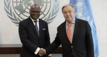 Aurélien Agbénonci chez Antonio Guterres au siège de l'Onu: Un bon présage pour l'année diplomatique