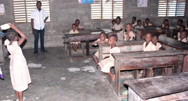 Enseignement de l'anglais dans le primaire: L'enthousiasme des écoliers apprécié