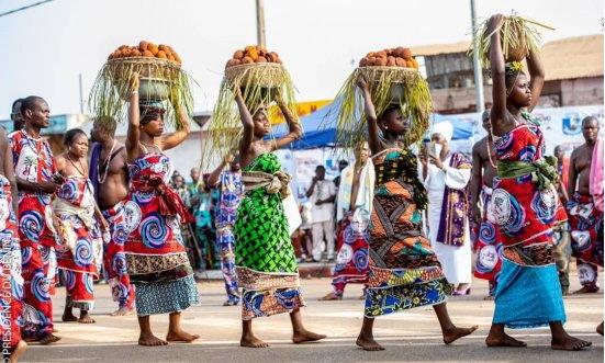 Festival international de Porto-Novo : Plus de 1200 masques vodouns à la clôture de la 3ème édition