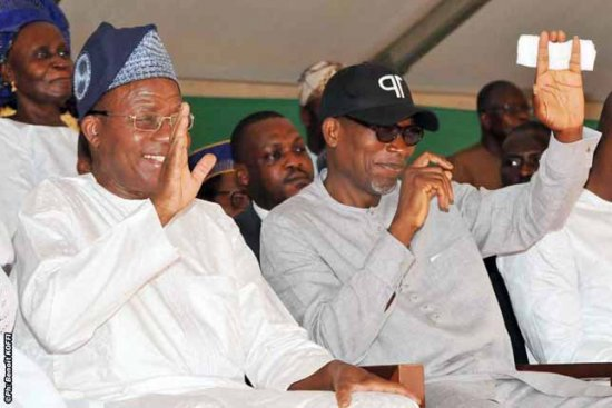 Tournée nationale du chef de l'État: Houngbédji aux côtés de Talon à Porto-Novo ?