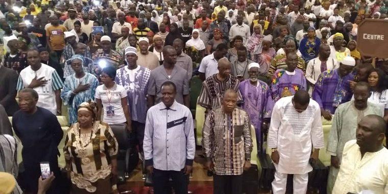 Présidentielle de 2020 : Kadré Désiré Ouédraogo annonce les couleurs