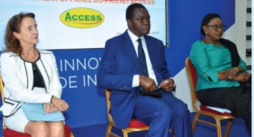 Accès aux services sociaux de base: La Banque mondiale et le gouvernement lancent le projet Access