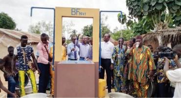 Accès à l'eau potable dans la commune de Bopa: De l'eau potable pour soulager les populations de Hêgo