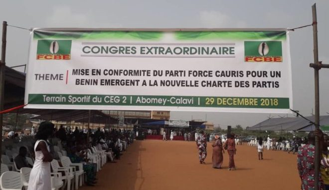 Bénin/ Législatives 2019 :  les FCBE reportent la marche de Parakou