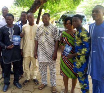 Assemblée des Nations Unies sur le climat: Les Ambassadeurs de MAPS-Bénin sensibilisent la communauté