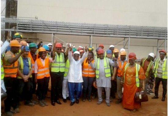 Production énergétique au Bénin : La centrale thermique de 120 Mw mise en service à Maria Gléta