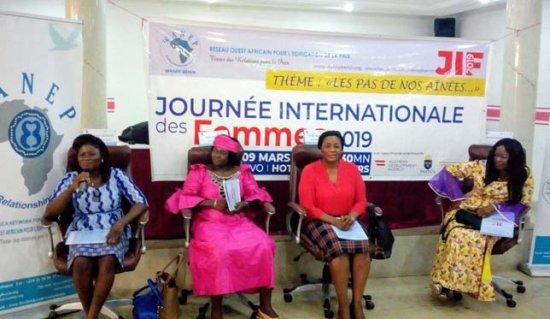 Journée internationale de la femme : Wanep partage les expériences de 4 femmes avec des jeunes filles
