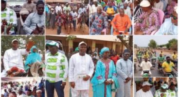 Législlatives 2019: A l'abordage de la 8e circonscription électorale par stratégies opposées