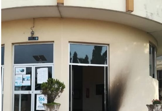 Porto-Novo Tentative d'incendie à la CRIET