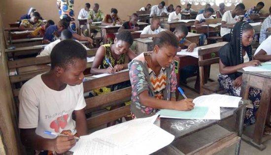 Examens blancs nationaux du Bac et du Bepc 2019 : Les épreuves écrites lancées par le Ddestfp Littoral