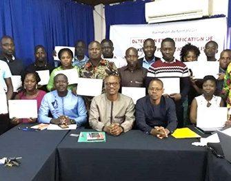 Détection et rectification des fausses nouvelles: 20 journalistes béninois formés sur la déconstruction des fake news