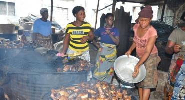 Production et commercialisation de poissons fumés: Une activité à fort impact économique et social