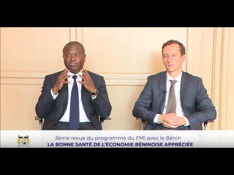 Mission d'évaluation du Fmi au Bénin:La croissance économique passe à 6.7%