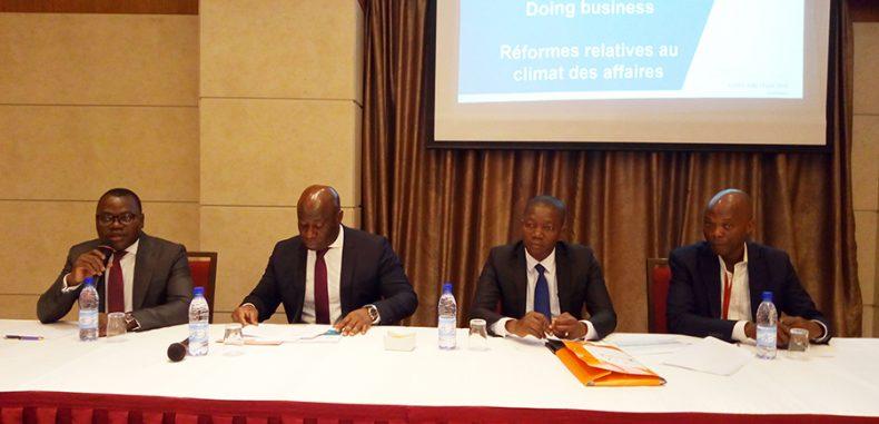 Amélioration du climat des affaires au Bénin:L'Apiex expose les efforts du gouvernement