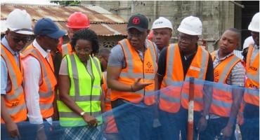 Asphaltage des rues au Bénin: Les entreprises face aux exigences de la qualité