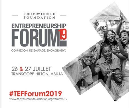 Les Présidents du Kenya, du Sénégal et de la RDC honoreront l'édition 2019 du Dialogue Présidentiel au Forum d'Entreprenariat de la Fondation Tony Elumelu