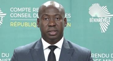 Oswald Homéky, ministre des Sports: « Nous avons un budget qui reste dans nos ambitions »