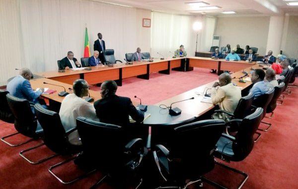 Echanges au Palais de la Marina : Le dialogue politique amorcé entre Talon et les opposants