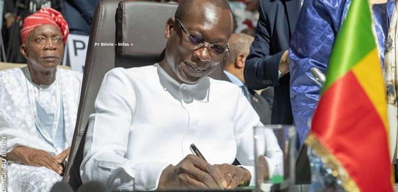 12ème Sommet de l'Union Africaine Le Bénin signe l'accord d'adhésion à la ZLEC