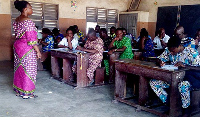 Aptitude au métier d'enseignant : Le Gouvernement lance un deuxième test