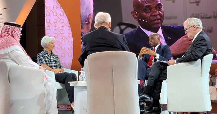 Lancement de la stratégie de croissance du gouvernement américain pour la Palestine et le Moyen-Orient : Tony Elumelu aux côtés du Conseiller principal de Donald Trump à Bahreïn