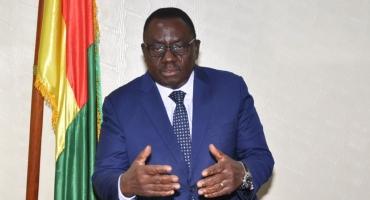 Gaston Dossouhoui, ministre de l'Agriculture, de l'Elevage et de la Pêche: « Nous menons une politique de durabilité dans la production »