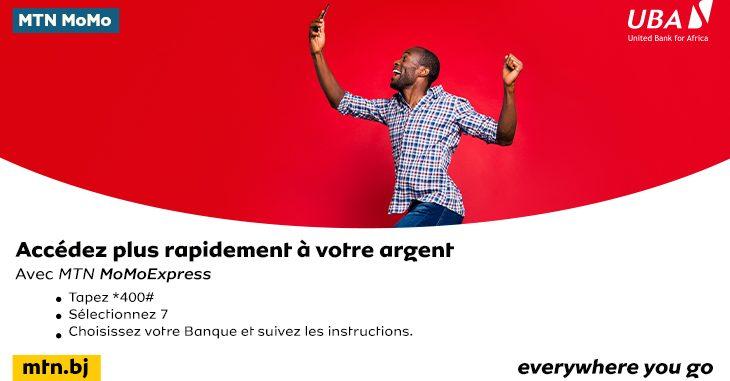 Paiements Mobiles :  « MOMO EXPRESS » OU L'INTEGRATION UBA/MTN MOBILE MONEY